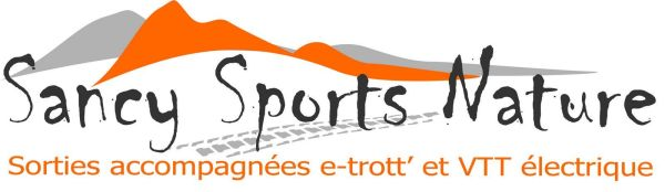 Logo sancy sports nature